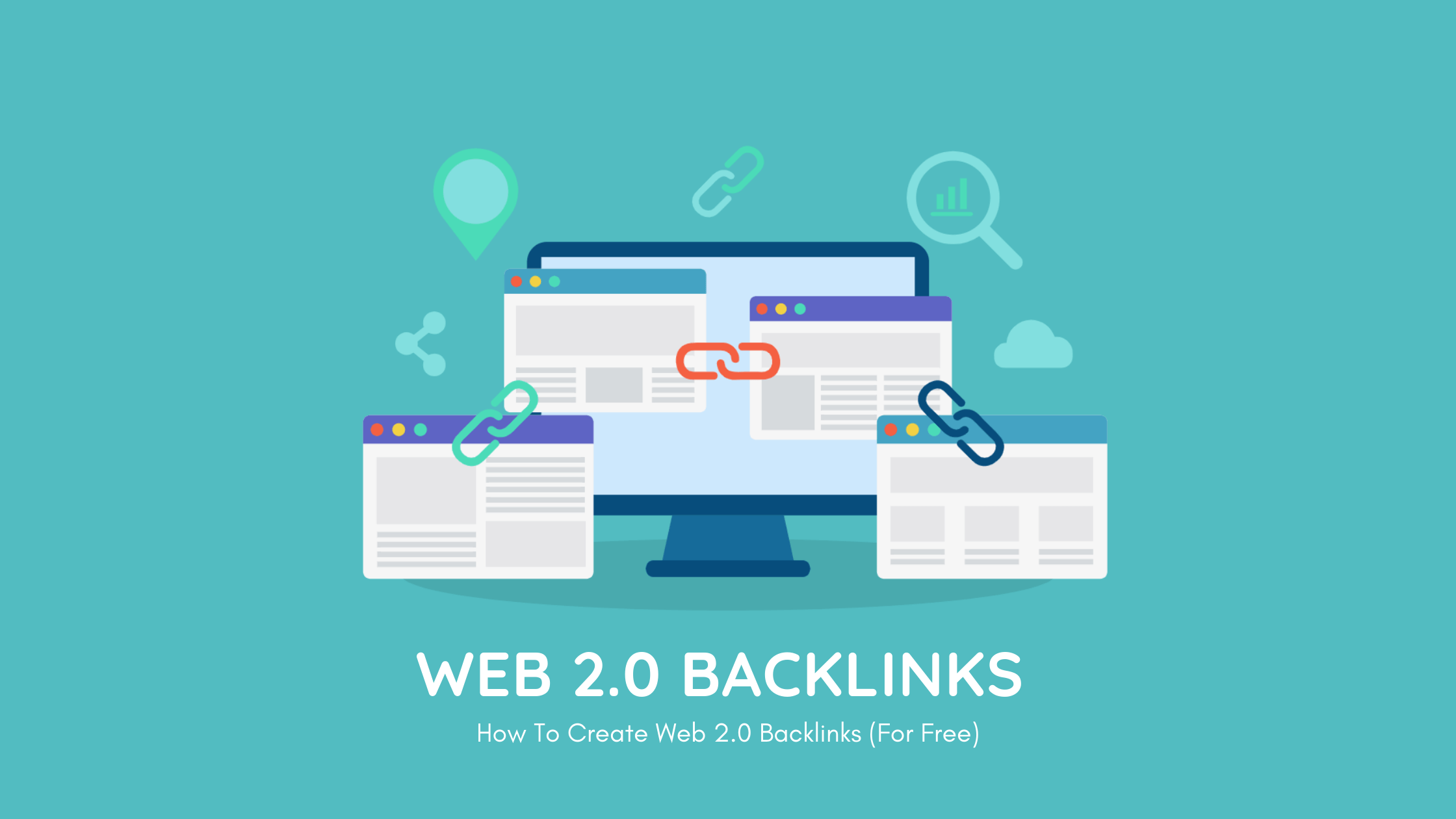 how to create web 2.0 backlinks