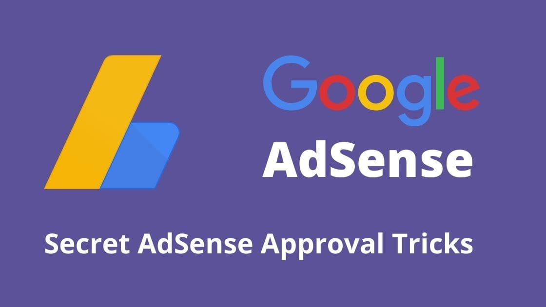 adsense approval tricks