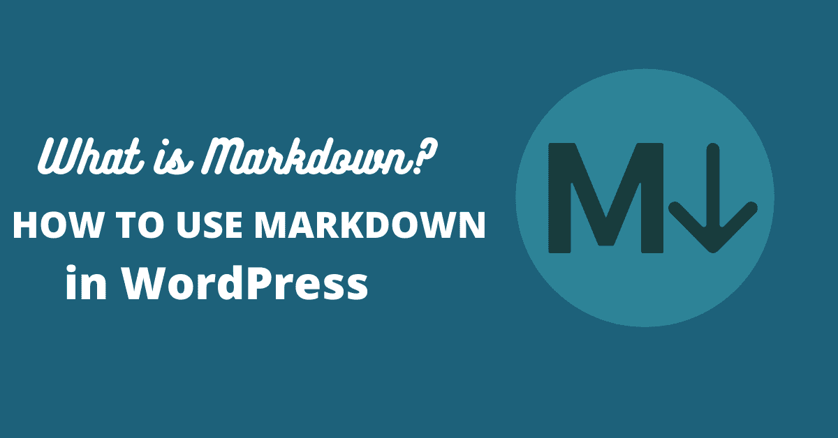 what is markdown