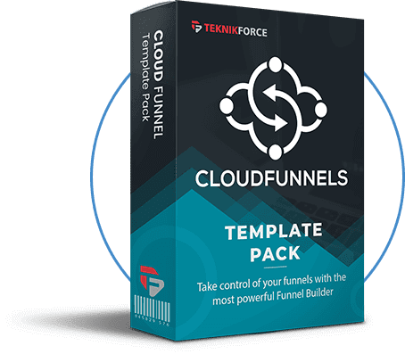 cloudfunnels template pack