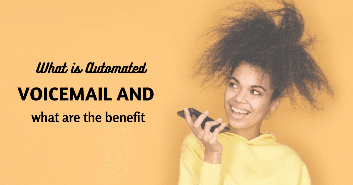 automated voicemail